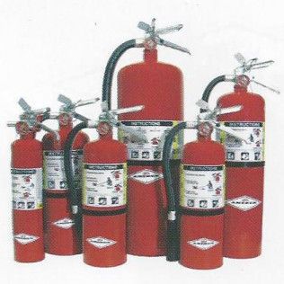fire extinguishers Garland, ME