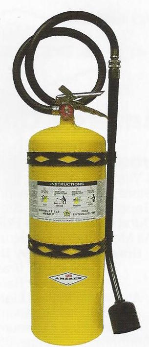 Class D Dry Powder Fire Extinguishers in Garland Maine and the Downeast Area