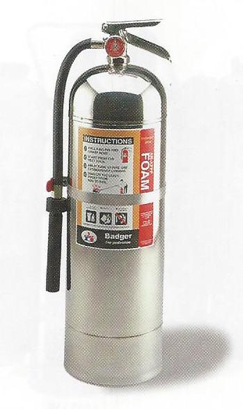 Foam Extinguishers in Garland Maine and the Downeast Area