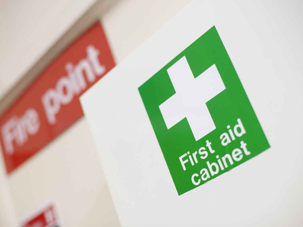 First aid supplies in Garland Maine and the Downeast Area